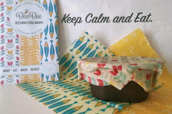 Beeswax Food Wraps: le pellicole naturali!